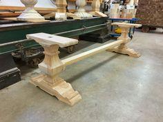 Hanson Woodturning - Table Bases