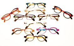 Anne et Valentine frames are available at Art and Eyes New Orleans. Come in and try on these sophisticated looks. www.artandeyesnola.com