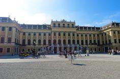 SCHLOSS SCHÖNBRUNN #wien #österreich #sightseeing #sehenswürdigkeiten #schloss #sissi