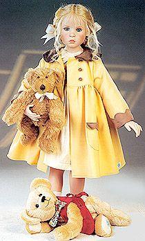 Hildegard Gunzel Daarleen Doll 1999