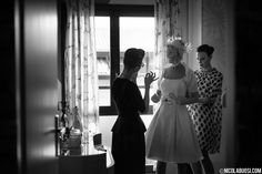 La sposa in corto....hairstyling &make up Francesca Bonaldo per Giorgio Parrucchieri by Bonaldo (Treviso-Italia