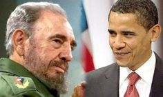 Los cubanos en contra de los comentarios de Fidel