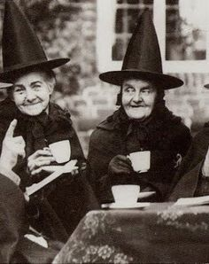 Tea for two witches