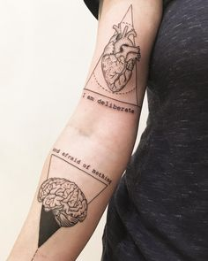 I hate text But this is an Audre Lorde quote and Heather is too cool . She has g… I hate text But this is an Audre Lorde quote and Heather is too cool . She has gotten arrested 15 times protesting, so I couldn't say… Body Art Tattoos, New Tattoos, Sleeve Tattoos, Cool Tattoos, Tatoos, Tatuajes Tattoos, Quote Tattoos, Piercing Tattoo, Mandalas Tattoos