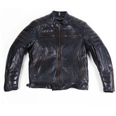 Helstons Cruiser jacket - blue (has armor)