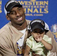 Natalia Bryant, Vanessa Bryant, Kobe Bryant Family, Kobe Bryant 24, Black Celebrities, Famous Celebrities, Celebs, Nba Western Conference, Bryant Lakers