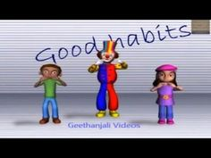 Good Manners Songs For Children - Say Please And Thank You
