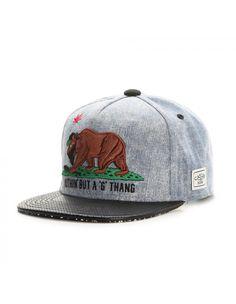 01f69f8103d2e Cayler   Sons G Thang snapback cap