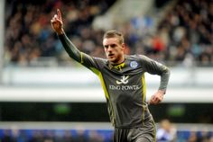 Injured Leicester City striker Jamie Vardy could return before the end of the season, says Nigel Pearson