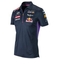 bc7af7053c694 Infiniti Red Bull Racing Official Teamline Functional T-Shirt Red Bull  Racing