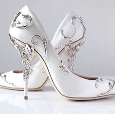 Ralph & Russo bridal shoes- gorgeous