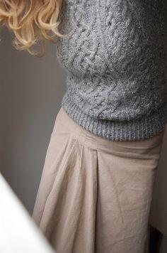Ravelry: sueja's Tweed Bliss