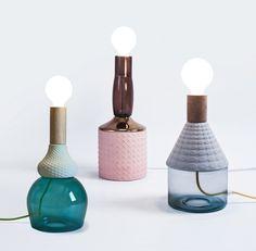 MRND Dina tafellamp | Seletti Maria Teresa, Pop Art Movement, Memphis Design, Friend Wedding, Interior Inspiration, Light Bulb, Candle Holders, How To Memorize Things, Anna