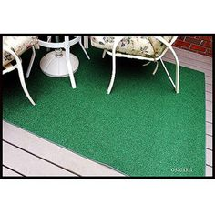 Artificial Grass Carpet Rug, Multiple Sizes On Line at Wal-Mart