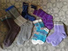 Lisää sukkia