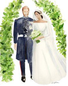 The Royal Wedding #P