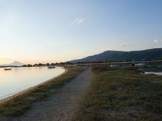 Evening at the #beach of Vourourou in #Halkidiki #Holidays  http://apartments-panagi.com