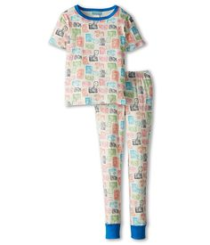 MADE IN USA - BedHead Kids Short Sleeve Tween Snug PJ (Big Kids)