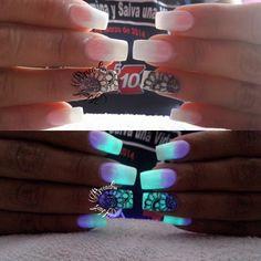 Nails  Glow!!