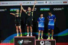 Yonex Denmark Open 2013: Nan Zhang/Yunlei Zhao - Tontowi Ahmad/Liliyana Natsir: 21-11 22-20