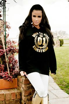 Black Hoodie Gold Born to Ride by KP Equestrian $53.66