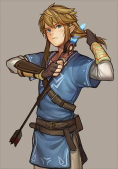 Link, no! I love your long hair!