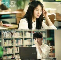 Tayvan Drama - Love O2O İzle Drama Korea, Korean Drama, Yang Yang Zheng Shuang, Yang Yang Actor, 16 Love, Wei Wei, Drama Fever, Romantic Love Stories, Kdrama Memes