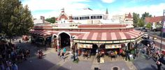 Fremantle's Markets including the Fremantle Market, eShed Markets and the Village Art Markets held in King's Square in Fremantle and South Beach Sunset Markets in Fremantle Western Australia. A Markets Map too! Western Australia, Perth, Countryside, The Good Place, Melbourne, Westerns, Remote, Veggie Gardens, Street View