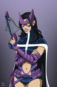 Huntress .