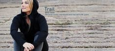 Bella Jones - Personal Trainer and one of the faces of Crewroom.  Wearing our Trail Range. #trailrunning #personaltrainer #fitness #hoodie #sustainableclothing