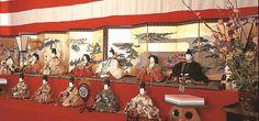 愛知県 徳川美術館🌸内裏雛飾り