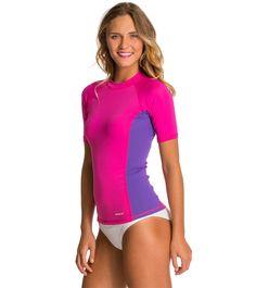 fa96e38719 Sporti Women s S S UPF 50+ Sport Fit Rash Guard at SwimOutlet.com