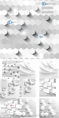 Фоны и текстуры | Скачать векторный клипарт » Страница 276