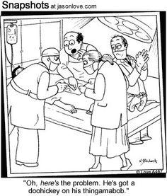 surgery humor cartoon   surgerylingo