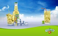 Bebida refrescante TYMBARK DRINKS,!!!