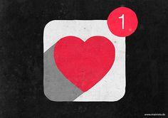 One love - (50 Mindshots on Behance)