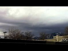 Something Strange Lands In Colorado!!!? [CRAZY VIDEO] Multiple UFO Eyewitness 2016 - YouTube