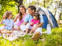 6 Tips for Camping with Kids | ACTIVE
