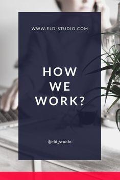 How we Work Marketing Poster, Marketing Logo, Marketing Quotes, Content Marketing, Media Marketing, 2d Design, Logo Design, Startup Branding, Instagram Promotion