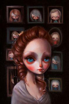 The Artist - Ania Tomicka - Mondo Bizzarro Gallery