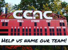 Help #CCAC pick our new team mascot! We're narrowing the list down to the final four so submit your faves today! http://ift.tt/2zc0Xis