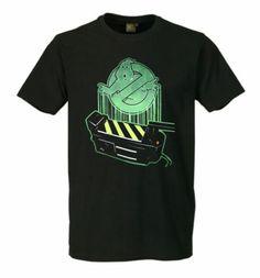 Ghostbusters Falle T-Shirt Slimer, 80er Kult, Bill Murray