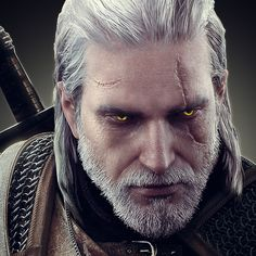 Avatar The witcher. The Witcher Geralt, Witcher Art, Avatar, The Witcher Books, The Witcher Wild Hunt, Vampire Masquerade, Cyberpunk 2077, White Wolf, Bioshock