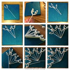 blow up for larger scale stems that work into negative space Paper Quilling Designs, Quilling Patterns, Quilling Ideas, Quilling Instructions, Quilling Tutorial, Quilling Work, Quilling Cards, Diy And Crafts, Paper Crafts