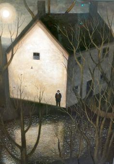 A Place Called Space: In the Midnight Wood, John Caple