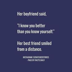 Blusshhh No one can know you better than your best frnd Story Quotes, True Quotes, Funny Quotes, Qoutes, Quotes Quotes, Friendship Love, Best Friendship Quotes, Besties Quotes, Best Friend Quotes