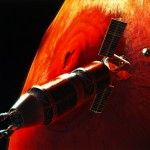 Space Tourist to Announce Daring Manned Mars Voyage for 2018