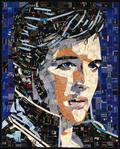 Offbeat #Celebrity #Portraits - Elvis Presley