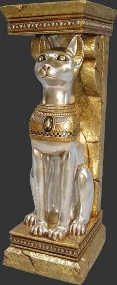 Resultado de imagen para Bastet, la diosa los gatos