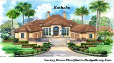 The Katheko - luxury house Plan